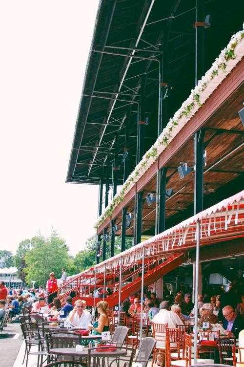 Saratoga Clubhouse