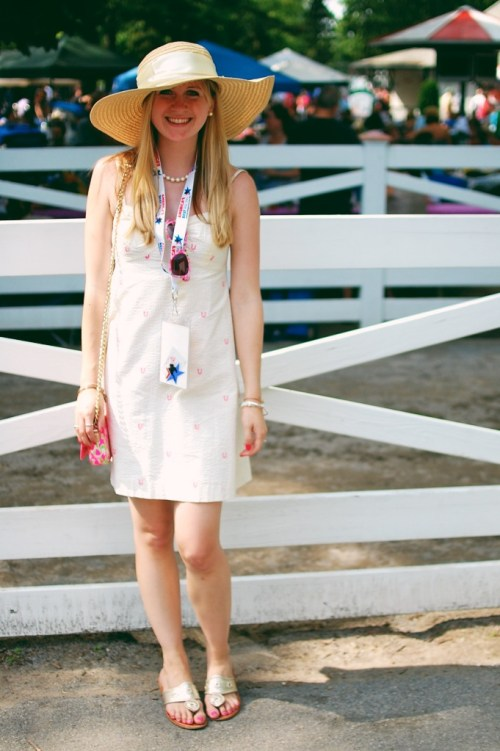 Lilly Pulitzer Carolina Cup Dress