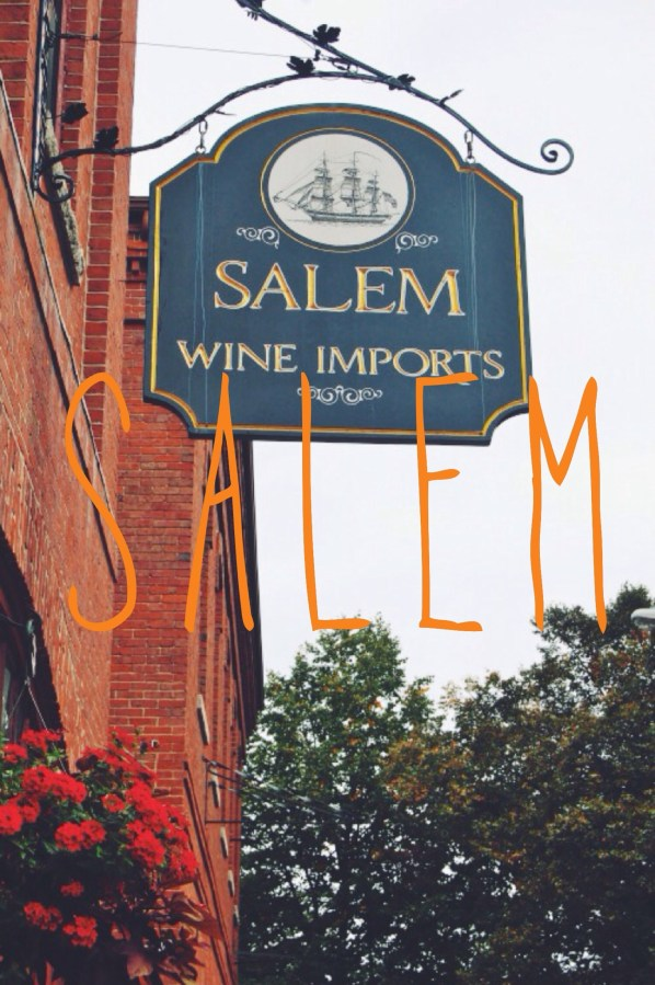 What to do in Salem Halloween