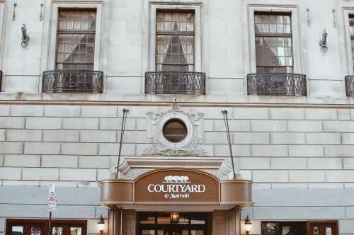 Courtyard Boston Downtown Review
