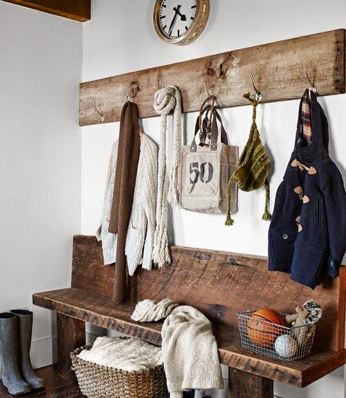 Nautical Entryway