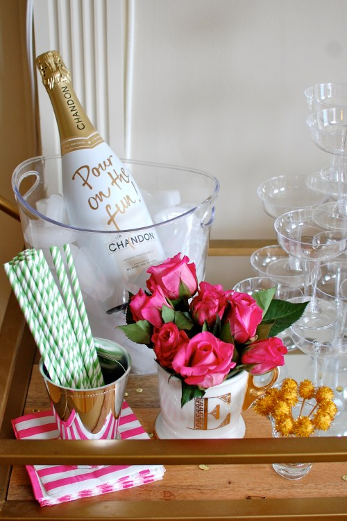 preppy party accessories