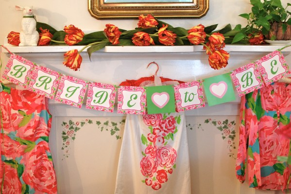 Lilly Pulitzer Banner