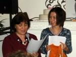Татьяна и Кьяра читают сказку Мешок Снов
