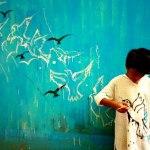 Невыносимо жить без поэзии, без красок, без любви