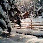 Я с детства испытываю своеобразное волнение перед свежим покровом снега…