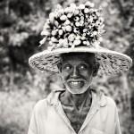 Счастливый фермер в Индии