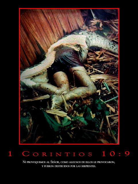 1 Corintios 10:9