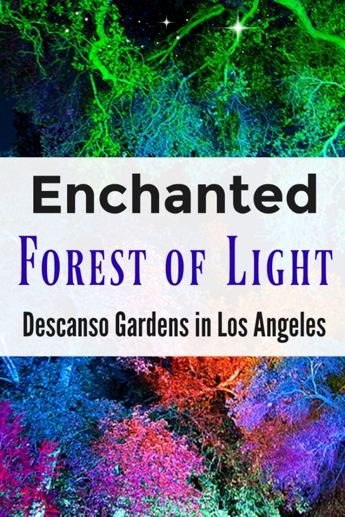 Descanso gardens discount coupons
