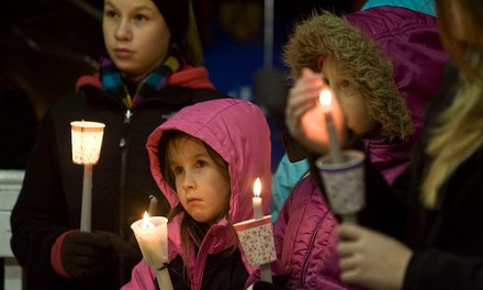 After Newtown: Holding Them Close