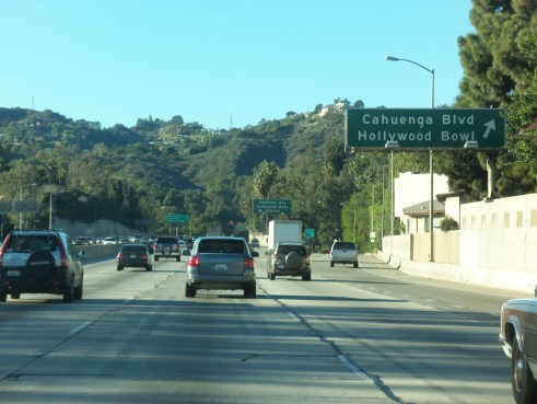 The 101 in Hollywood