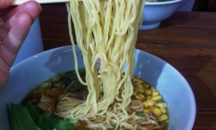 Kyushu Ramen Serves Hot Bowls of Happiness