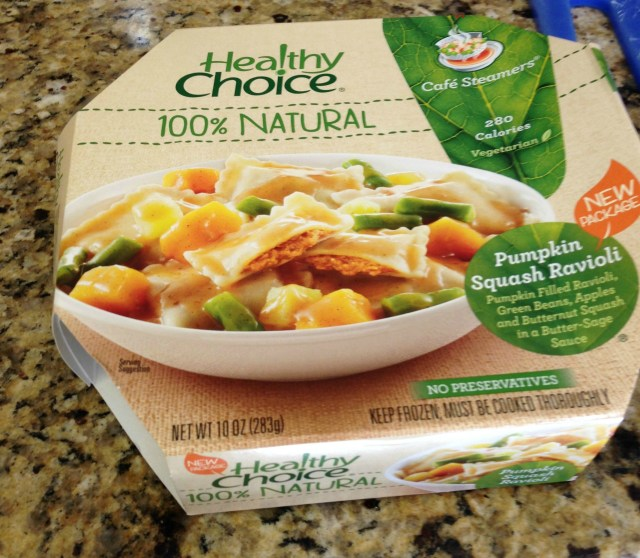 Healthy Choice 100% Natural Cafe Steamers