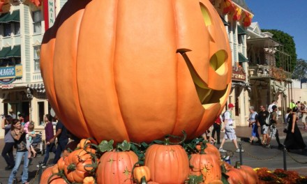 Halloween Time at Disneyland — for Grown-Ups