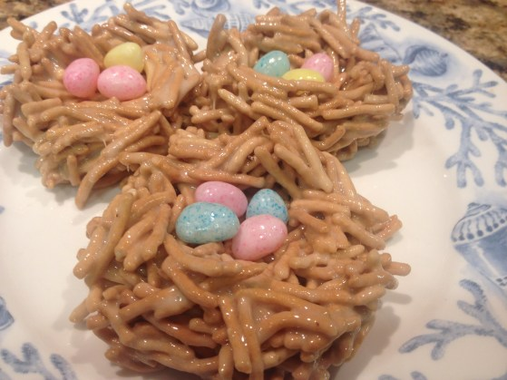 Easter Egg Nests 2
