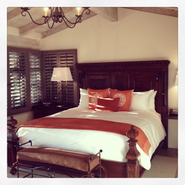 Rancho Valencia Bedroom