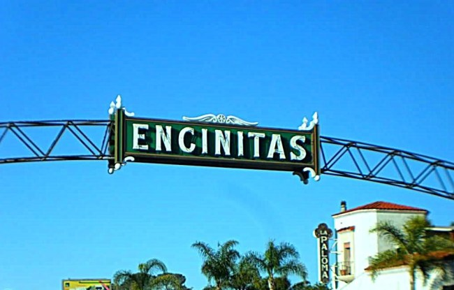 Enc Street Sign
