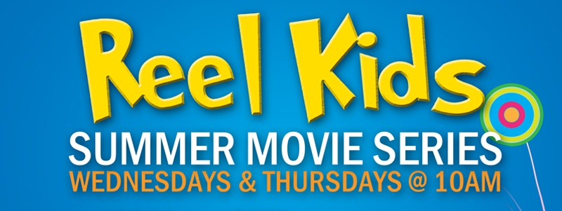 Reading Cinemas Summer Kid Movies $1