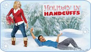 christmas in handcuffs