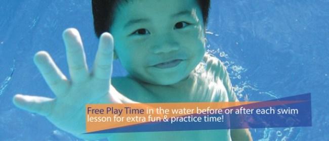 free time swim