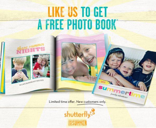 free 8 x 8 shutterfly hard cover photo book socal savvy mom