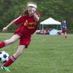 Lexi Gellerman's Bat Mitzvah Project Scores A Goal for Peace