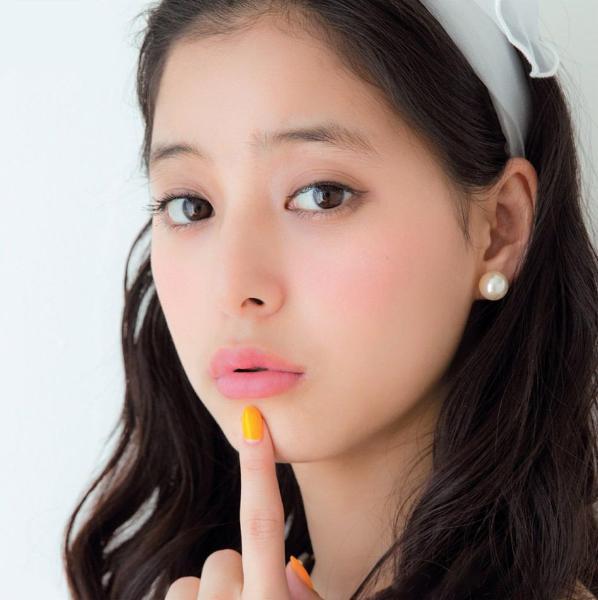 新木優子メイク1