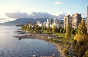 Image of English Bay, Vancouver, Canada