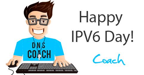 DNS Coach IPv6