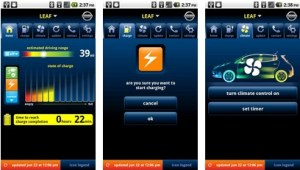 Nissan North America Releases Nissan LEAF Android App for Car Owners