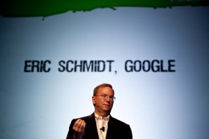 Google Chair Eric Schmidt Slams Copyright Enforcement Bills - Google executive chairman, Eric Schmidt, PROTECT IP, SOPA