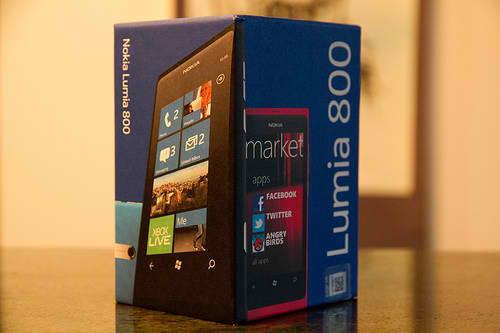 Nokia Releases Lumia 800 Update - Nokia Lumia 800, Windows Phone 7, Lumia 800 update
