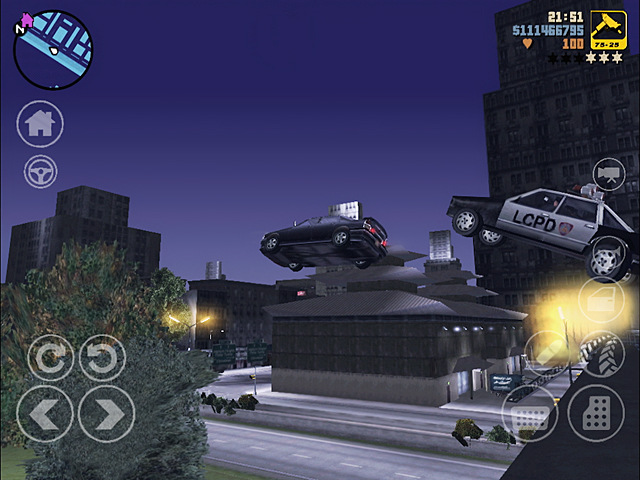 Rockstar To Release GTA III For Android And iOS Devices - GTA III for Android, GTA III for iOS, Grand Theft Auto