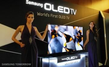 Samsung OLED TV Goes On Sale This Second Half 2