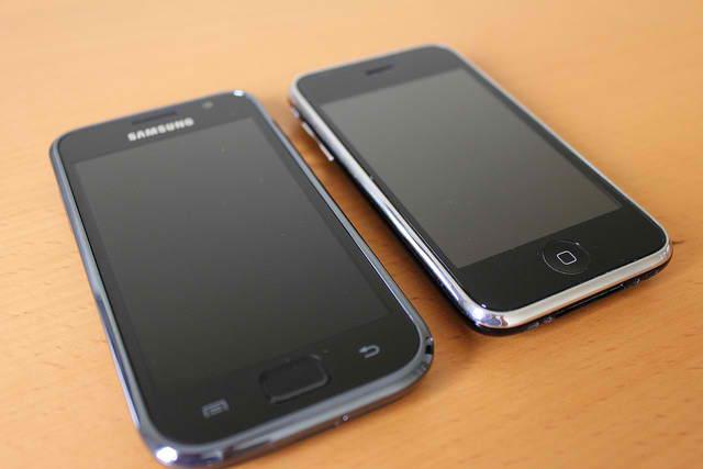 Samsung, Apple, legal, lawsuit, California, comparison, original Galaxy S, iPhone, internal document