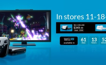 Nintendo Reveals Wii U Pricing And Availability