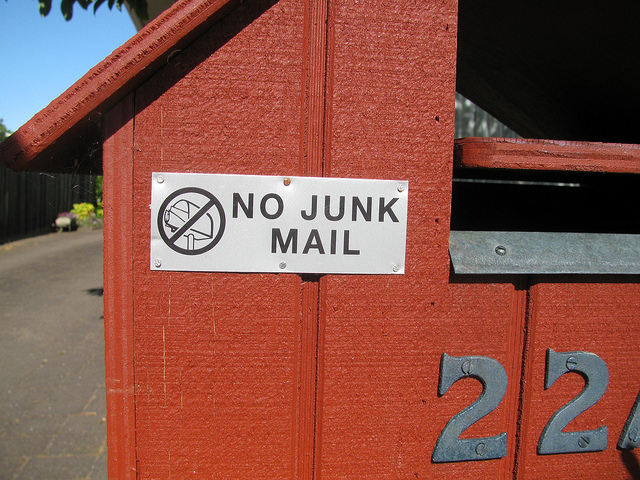 Spam Mail Drops 25 Percent Over The Last Two Years