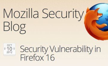 Mozilla Firefox's latest version was removed just a day after it was released because a security issue was discovered. (Image: via geeky-gadgets.com)