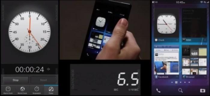 RIM Teases BlackBerry 10 Flow UI
