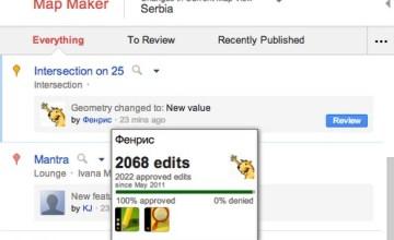Google Rewards Users With Map Maker Badges