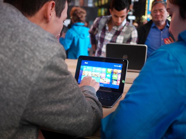 Windows 8, Microsoft, sales,