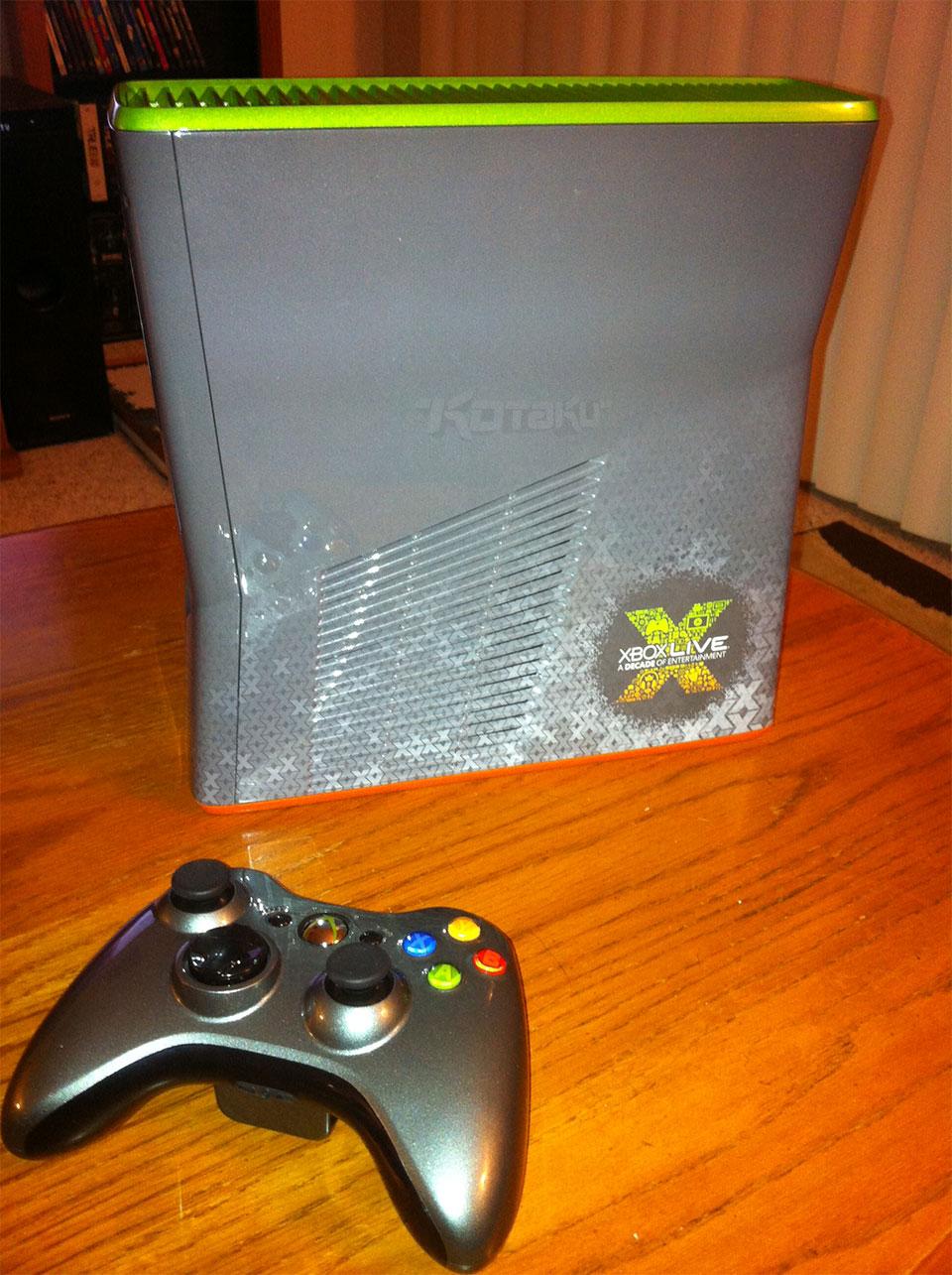 Free xbox console