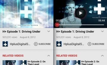 YouTube for Android Instantly Plays Videos on Google TV