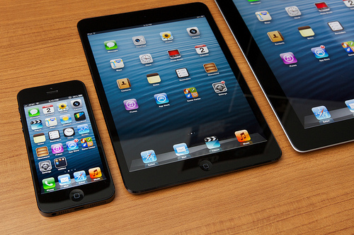 Apple Will Release The iPad Mini, iPad 4 and iPhone 5 in China This December