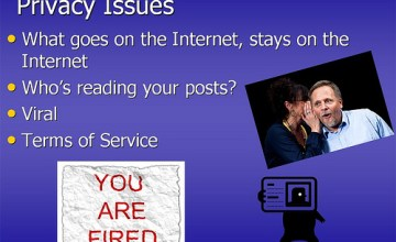 What Not To Post On Facebook And Social Media Outlets