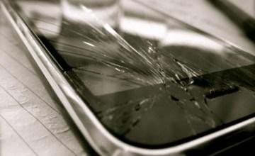 damaged iphone 5