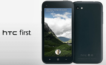 Facebook Phone, HTC First, AT&T, Discount,