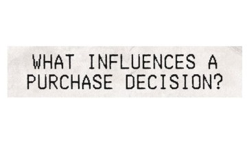 How Social Media And Other Factors Affect Purchasing [Infographic]-Featured