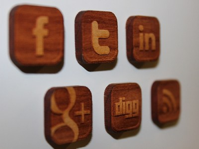 fortune 500 ceo social networks