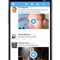 Twitter brings material design to its new Android app update